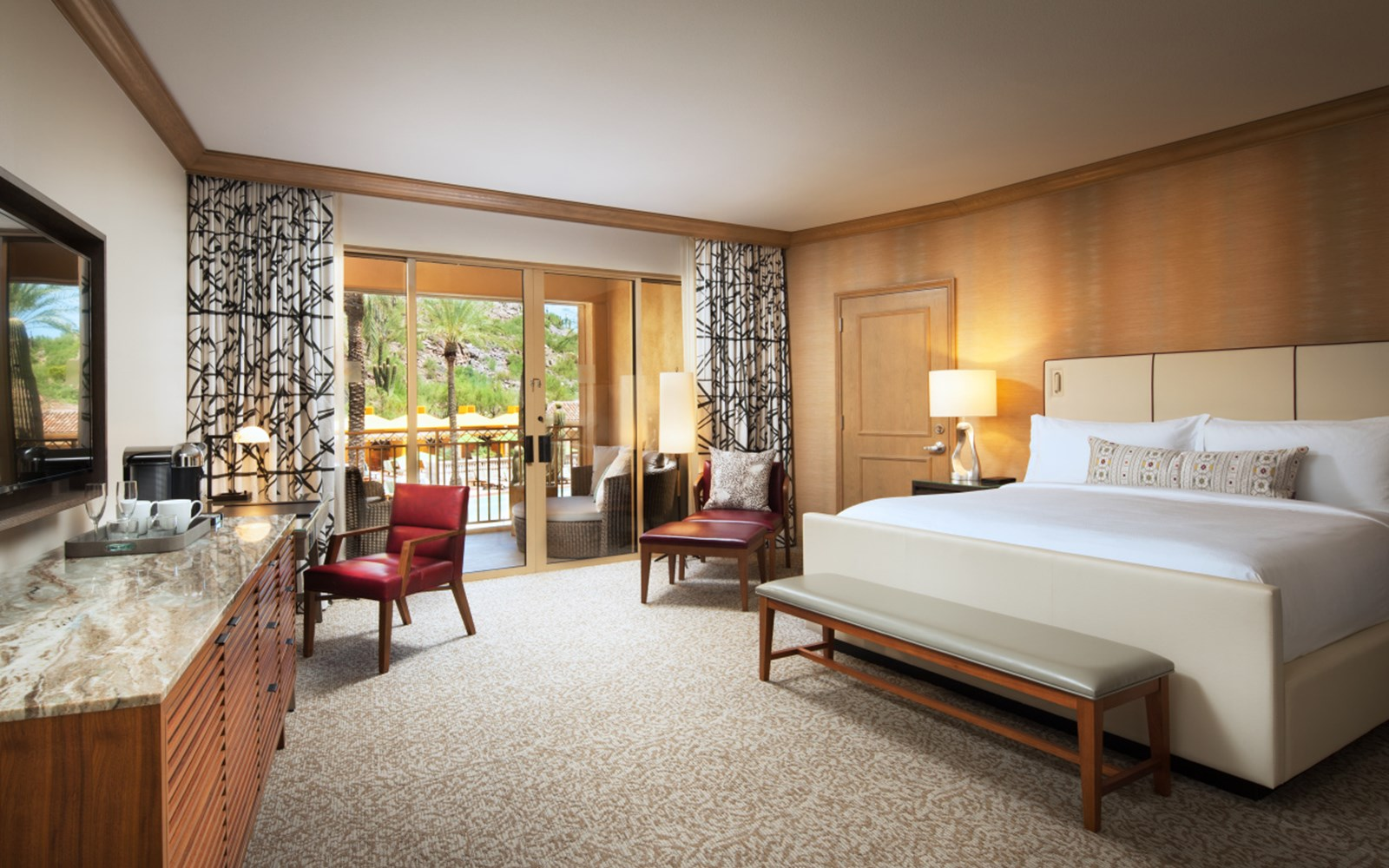 The Phoenician A Luxury Collection Resort Host Hotels
