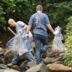 Potomac Conservancy Clean Up